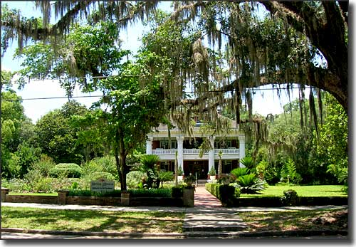 Micanopy Florida Bed and Breakfast Inns