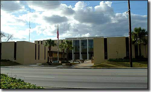 Bradford County Courthouse, Starke, Florida