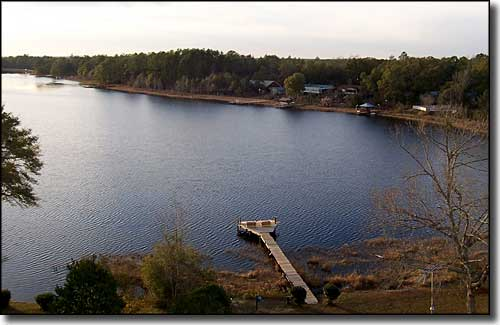 Dogwood Lakes, near Bonifay
