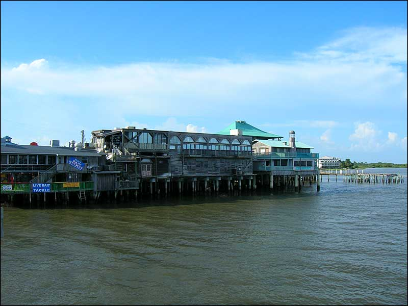 Cedar key florida towns and places