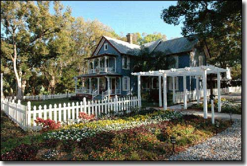 The Ann Stevens House, a Bed and Breakfast in Lake Helen, Florida