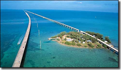 Along the Florida Keys Scenic Highway